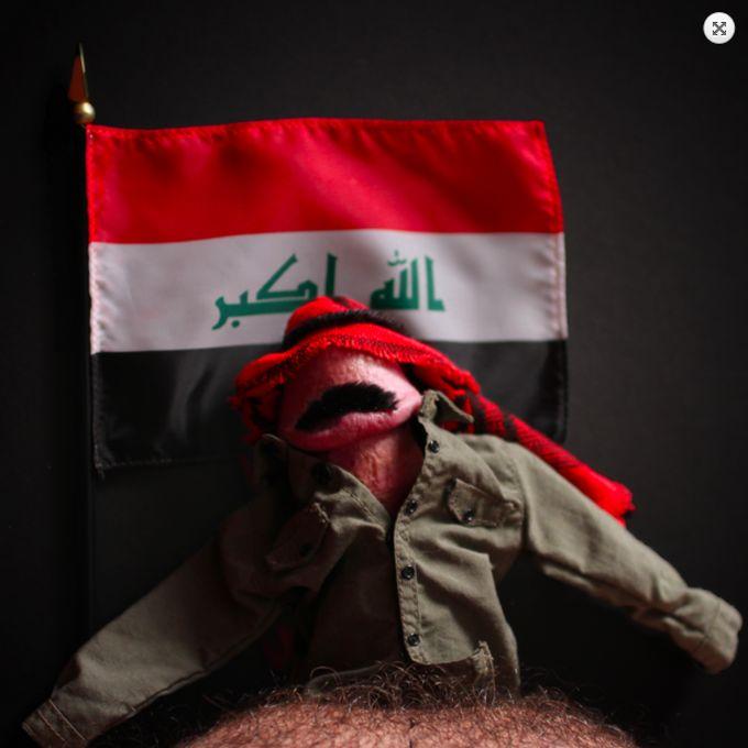 Саддам Хусейн люди, маразм, пенис, теперь я видел всё