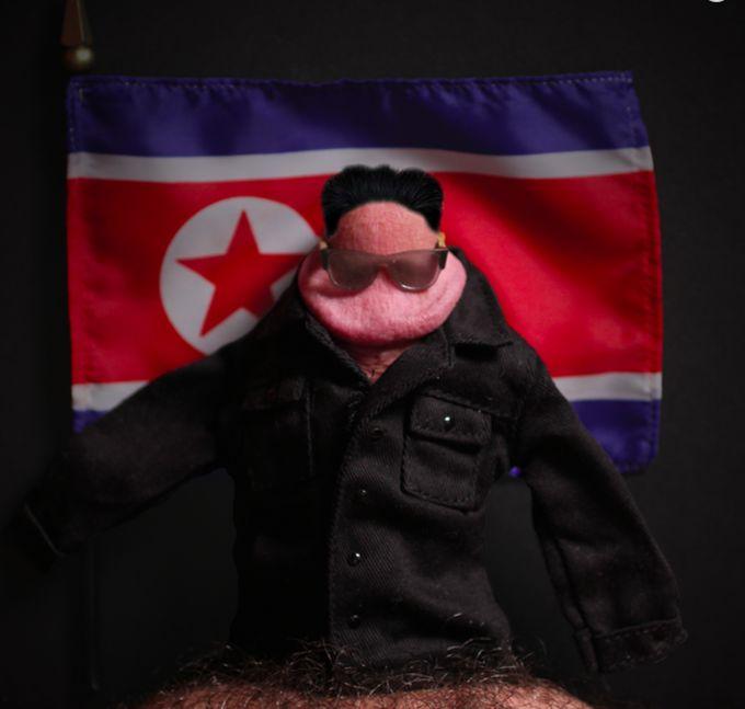 Ким Чен Ын люди, маразм, пенис, теперь я видел всё