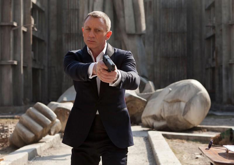 14. 007: Координаты «Скайфолл» (2012) - $1 108 561 013. кино, самые кассовые фильмы, сборы, фильмы