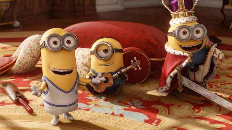11. Миньоны (2015) - $1 157 275 017. кино, самые кассовые фильмы, сборы, фильмы