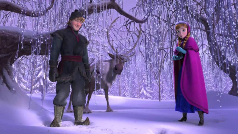 9. Холодное сердце (2013) - $1 276 480 33. кино, самые кассовые фильмы, сборы, фильмы