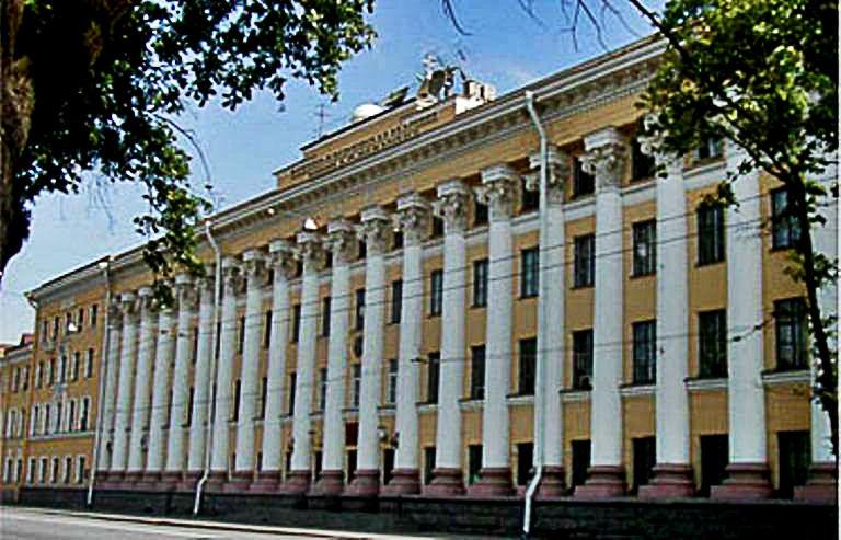 военно-инженерная академия санкт-петербург официальный сайт