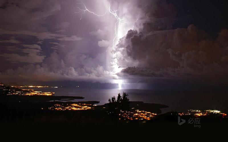 Молнии Кататумбо (Венесуэла) Красота Земли, гроза, молния