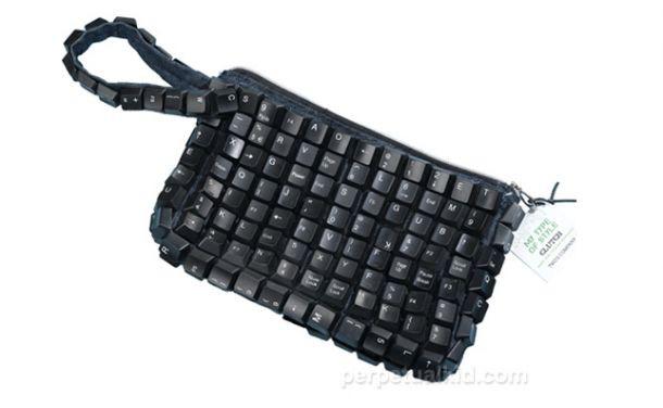 19 креативных идей для использования старой клавиатуры клавиатура, своими руками