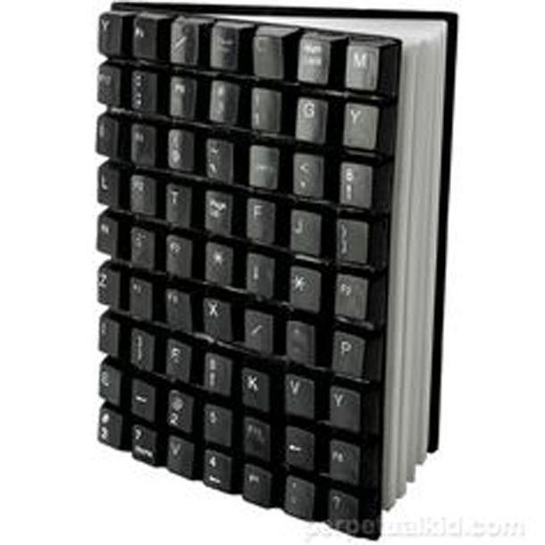 Добавьте шика вашей записной книжке клавиатура, своими руками