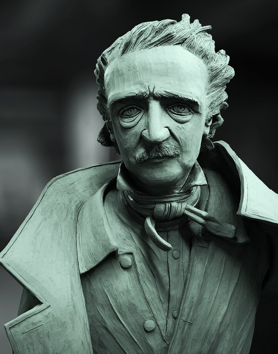 edgar poe Edgar allan poe was born in boston, january 19, 1809, the son of two actors by the time he was three years old, his father had abandoned the family and his mother, praised for her beauty and.
