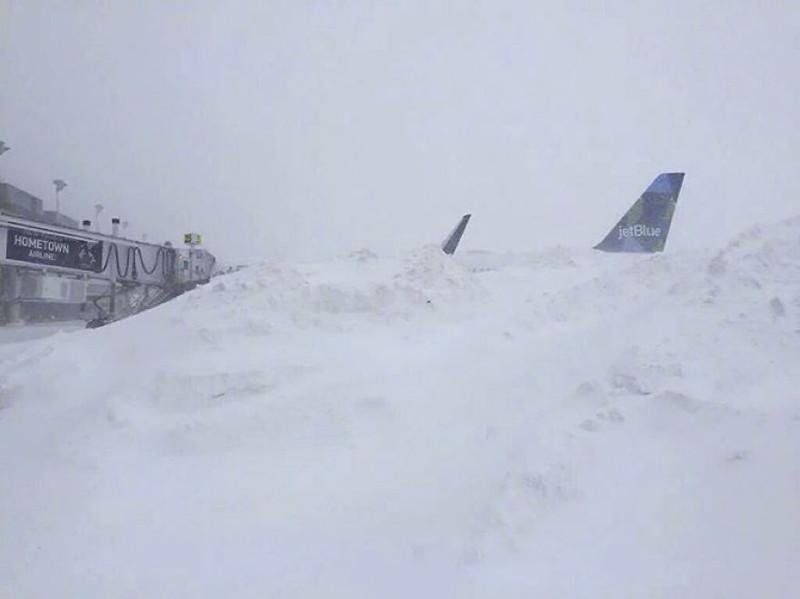 В США ожидают этой зимой рекордных морозов
