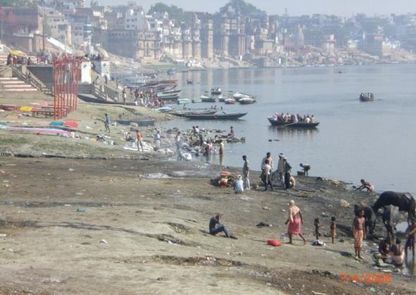 На пляже жизнь, индия, факты, фотографии