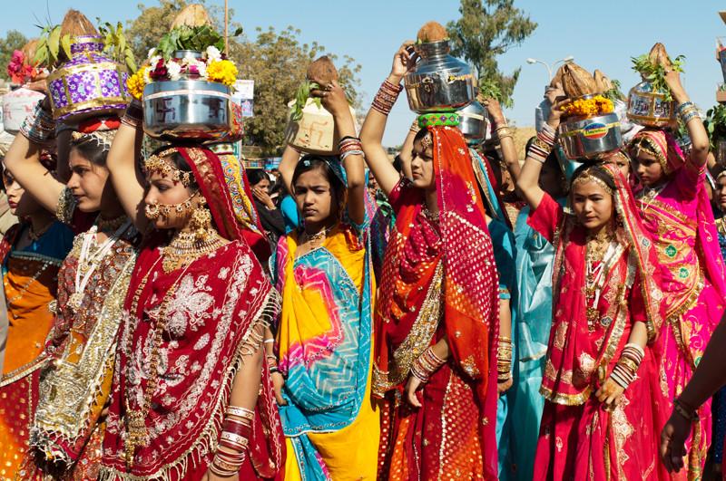 Такое увидишь только в Индии жизнь, индия, факты, фотографии