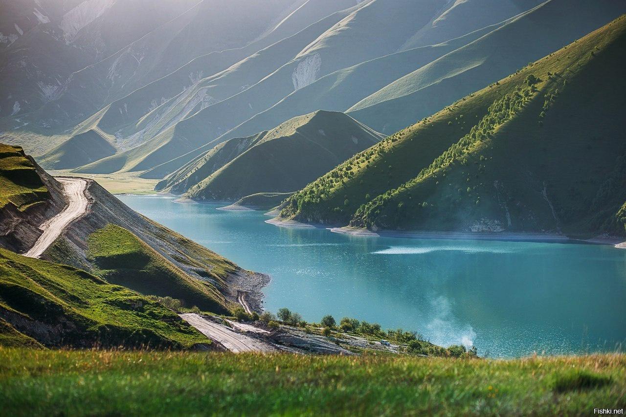 Казеной-Ам, Дагестан, Чеченская республика.