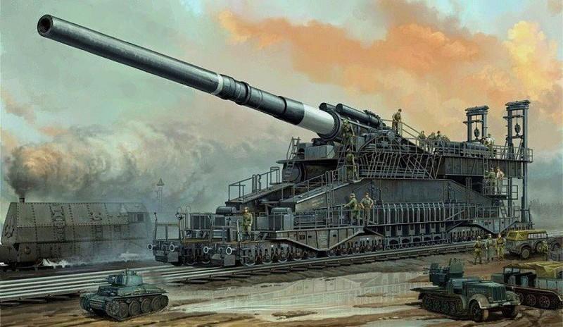 Самые необычное оружие Второй мировой войны Великая Отечественная Война, вторая мировая война, необычное оружие