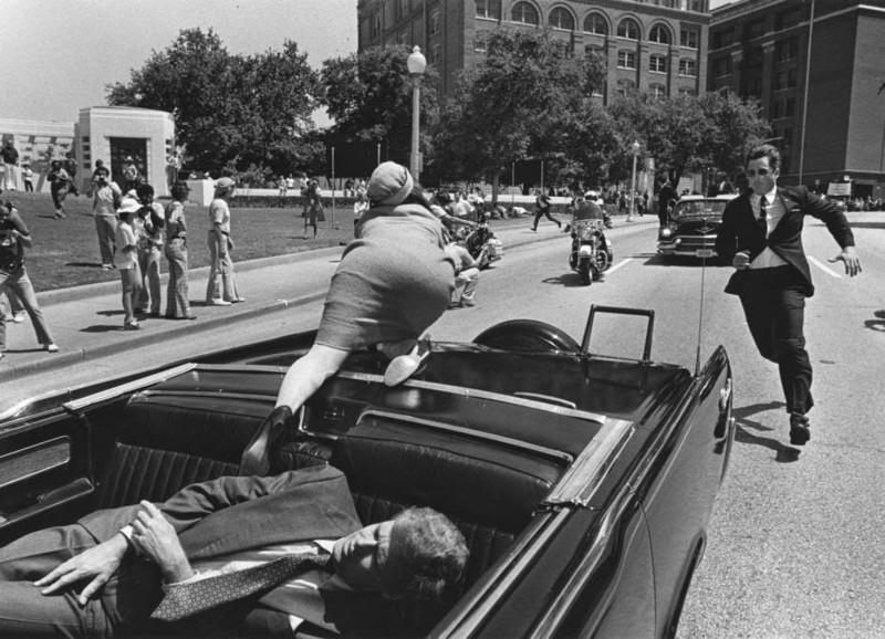 Убийство Кеннеди. интересное, фейки, фотографии