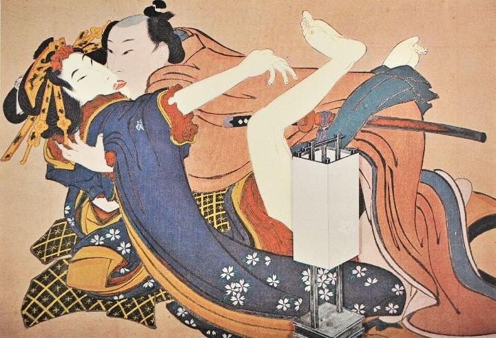 Японская книга о сексе в картинках — photo 7