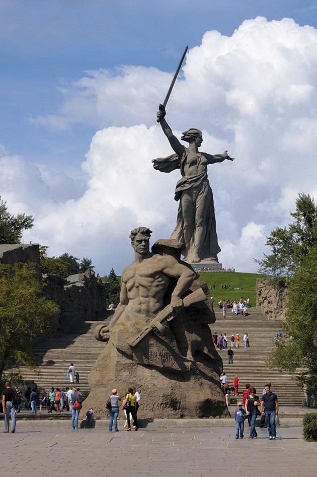 День воинской славы России. 2 февраля 1943 года День победы советских войск в Сталинградской битве День воинской славы России, война, история, сталинградская битва