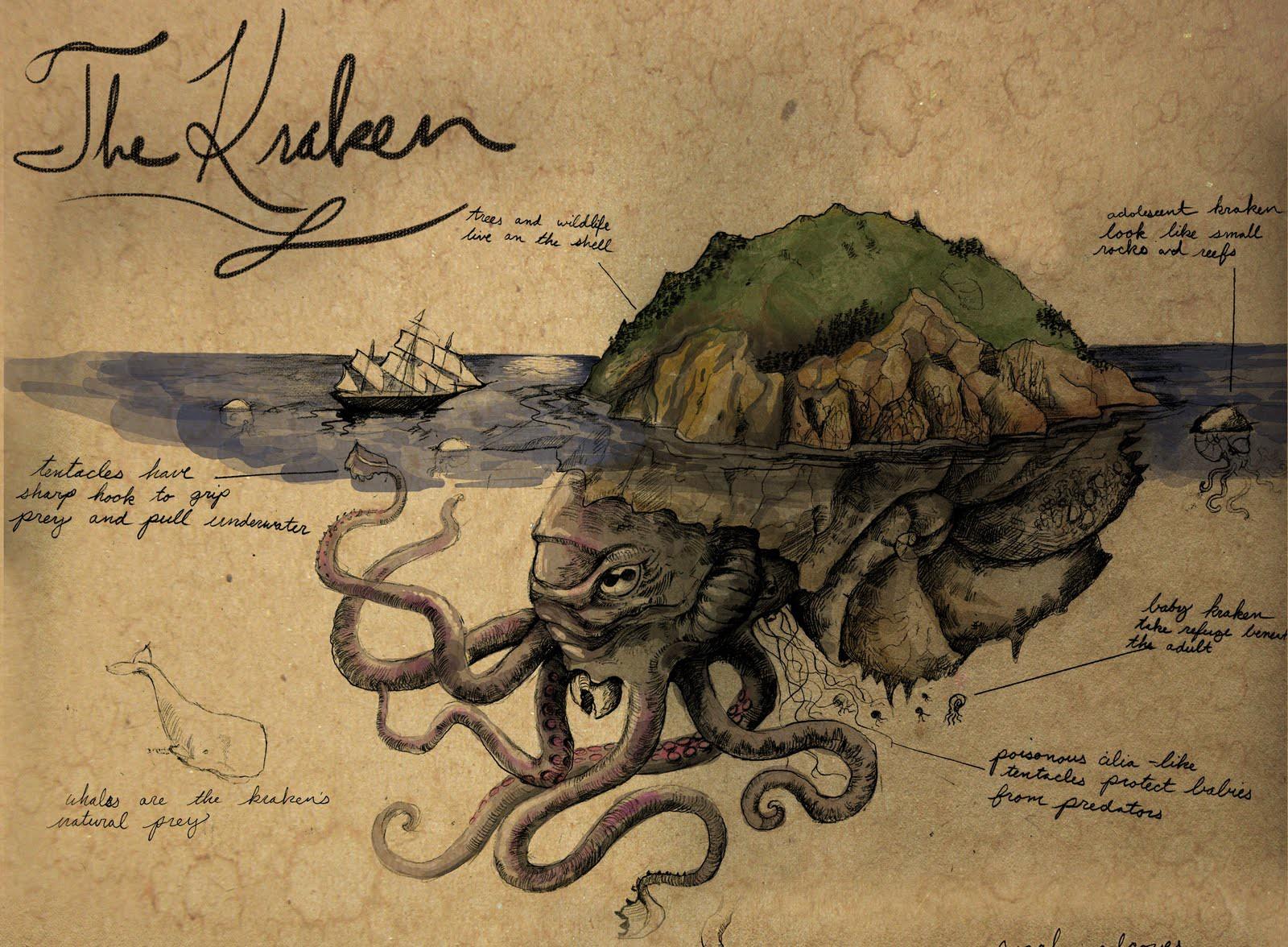 10 самых жутких тварей из скандинавских легенд  Скандинавы Викинги
