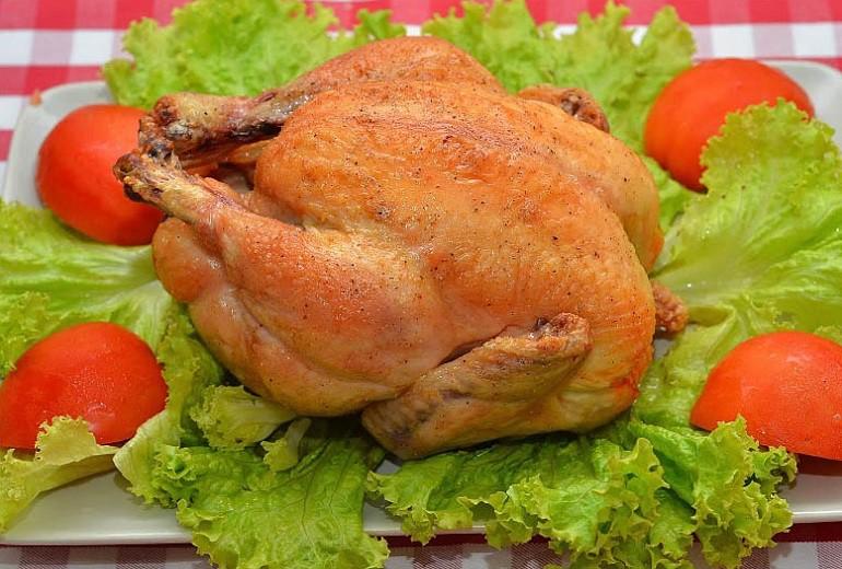 Что можно приготовить из готовой курицы