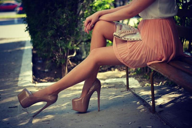 Красивые девушки в туфлях, узбечки в россии секс