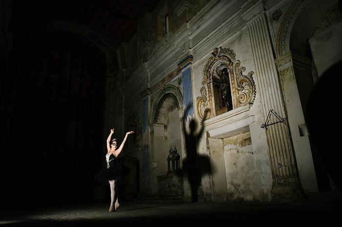 44. балет, фотография