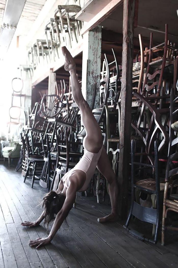 9. балет, фотография