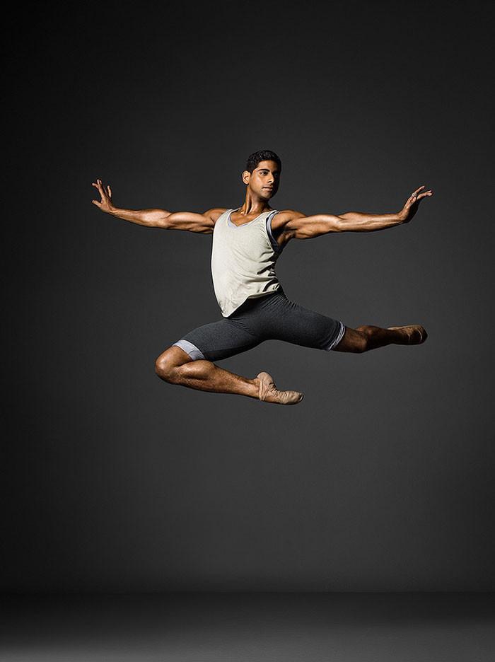 24. балет, фотография