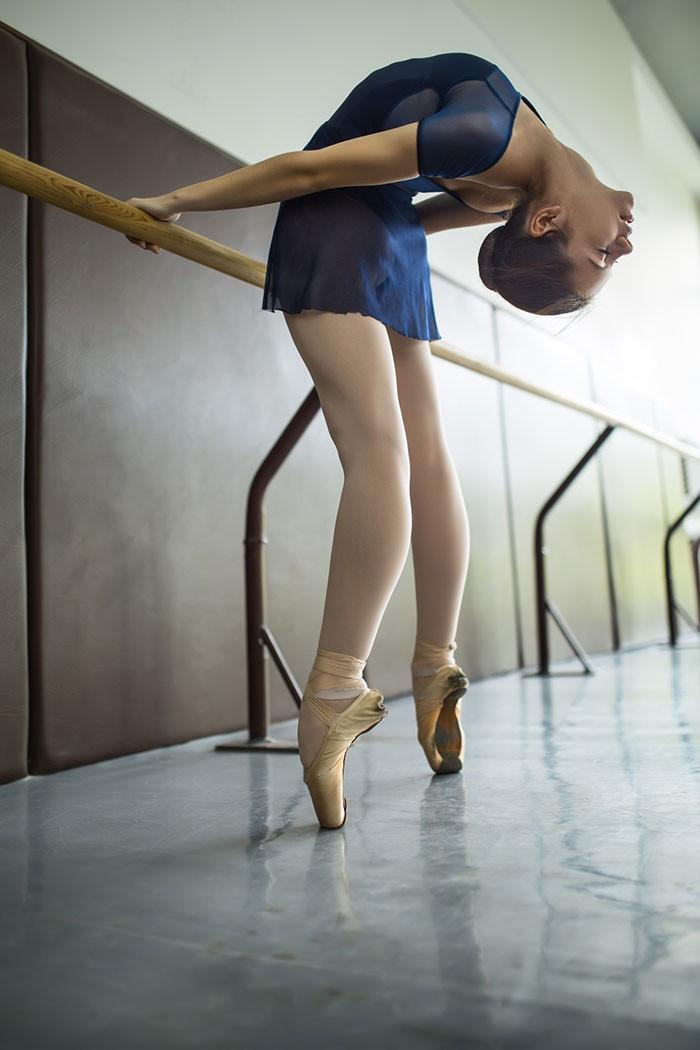 19. балет, фотография