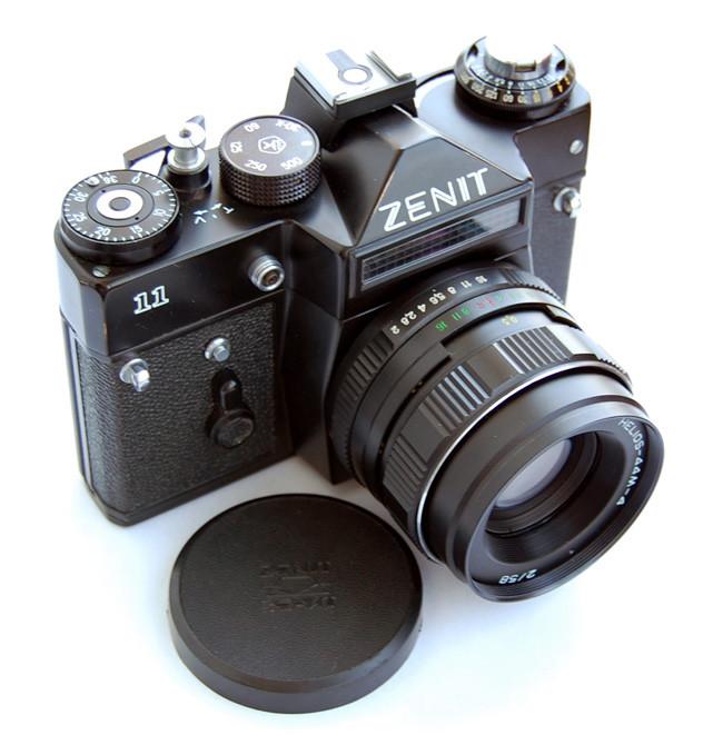 в россии возродят фотоаппараты зенит фотографии действительно можно