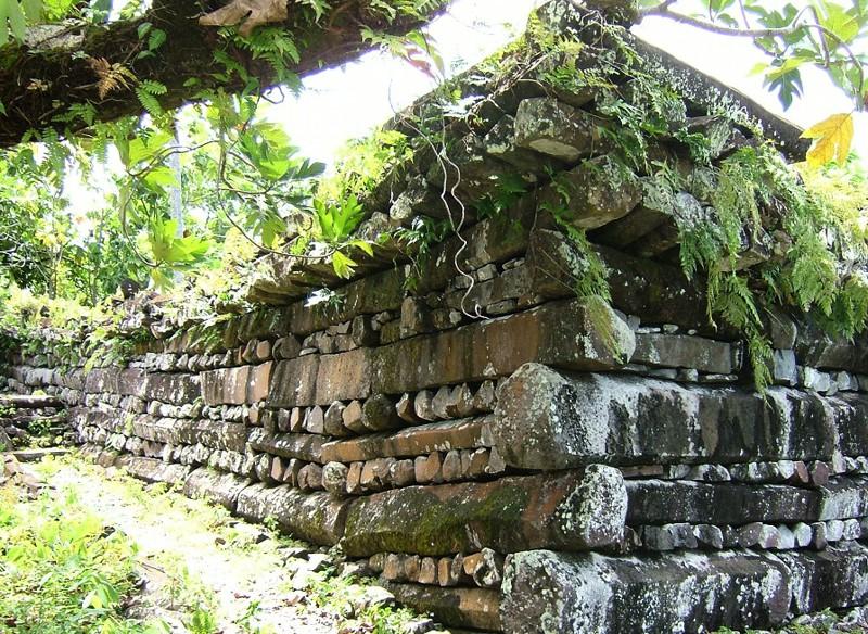Нан-Мадол – исчезнувшая цивилизация Нан-Мадол, история, мегалиты, факты