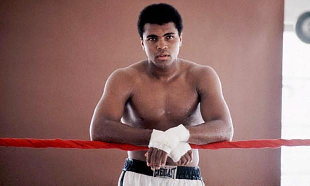 1. Мохаммед Али боксер, знаменитость