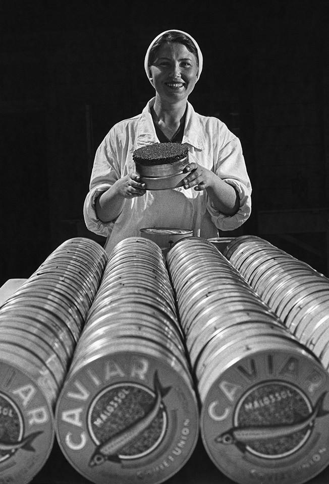 Лев Бородулин. «Все для народа!», 1960-е дефицит, люди, мечта