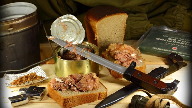 Рецепты блюд из тушенки