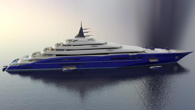 Шикарная мегаяхта дизайн, интересно, подборка, технологии, яхта