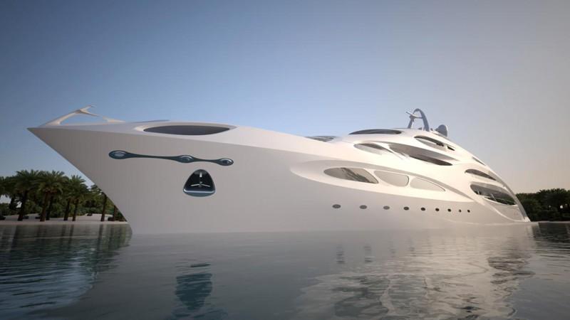Плавность линий дизайн, интересно, подборка, технологии, яхта