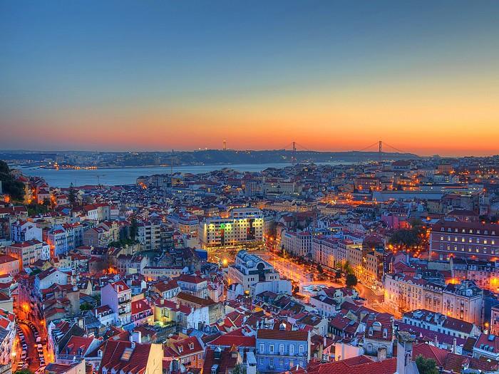 12. Вечерний Лиссабон история, факты