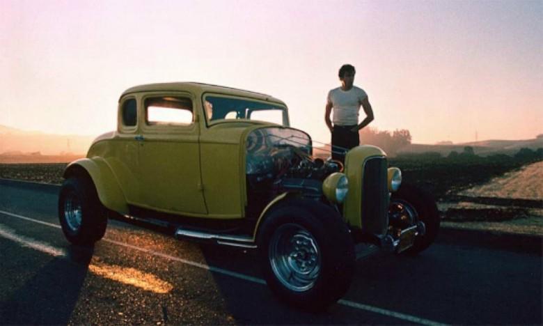 5. 1932 Ford Coupe - Американские граффити (1973) авто, знаменитые автомобили, кино, кинотачки