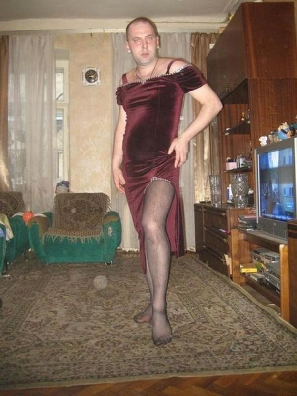 Позорные фото голой жены совсем