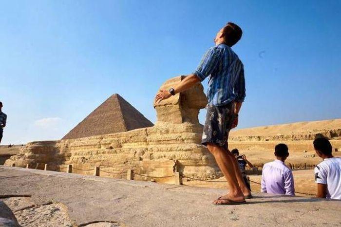 Смешные картинки из египта