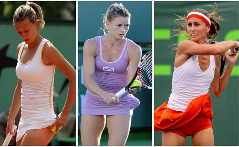 Эро фото тенниса, художественный фильм женщины трахаются в колготках полная версия