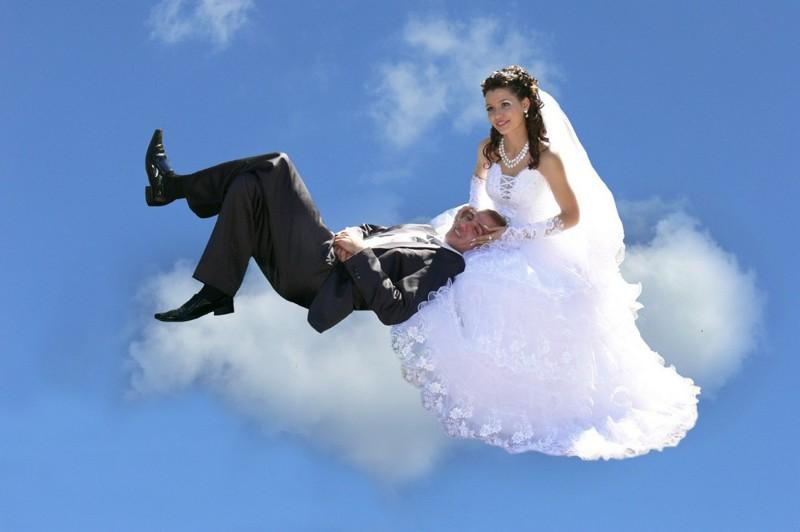 небе смешная картинка при свадебная вырастешь щедрым ласку