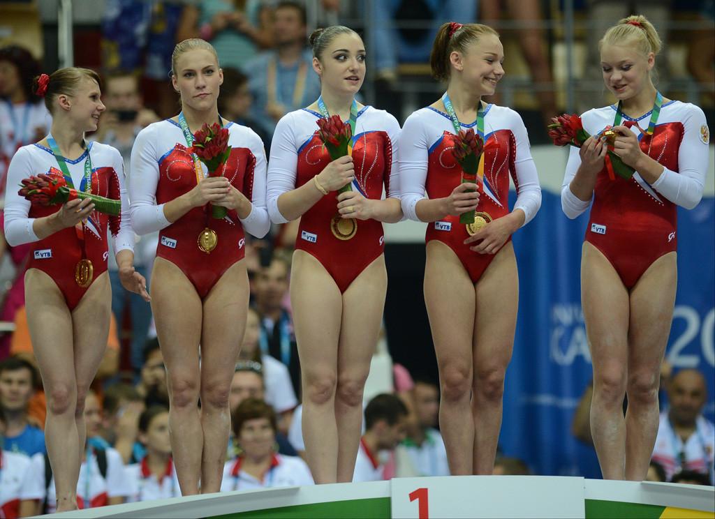 сборники подделок российских спортсменок - 6