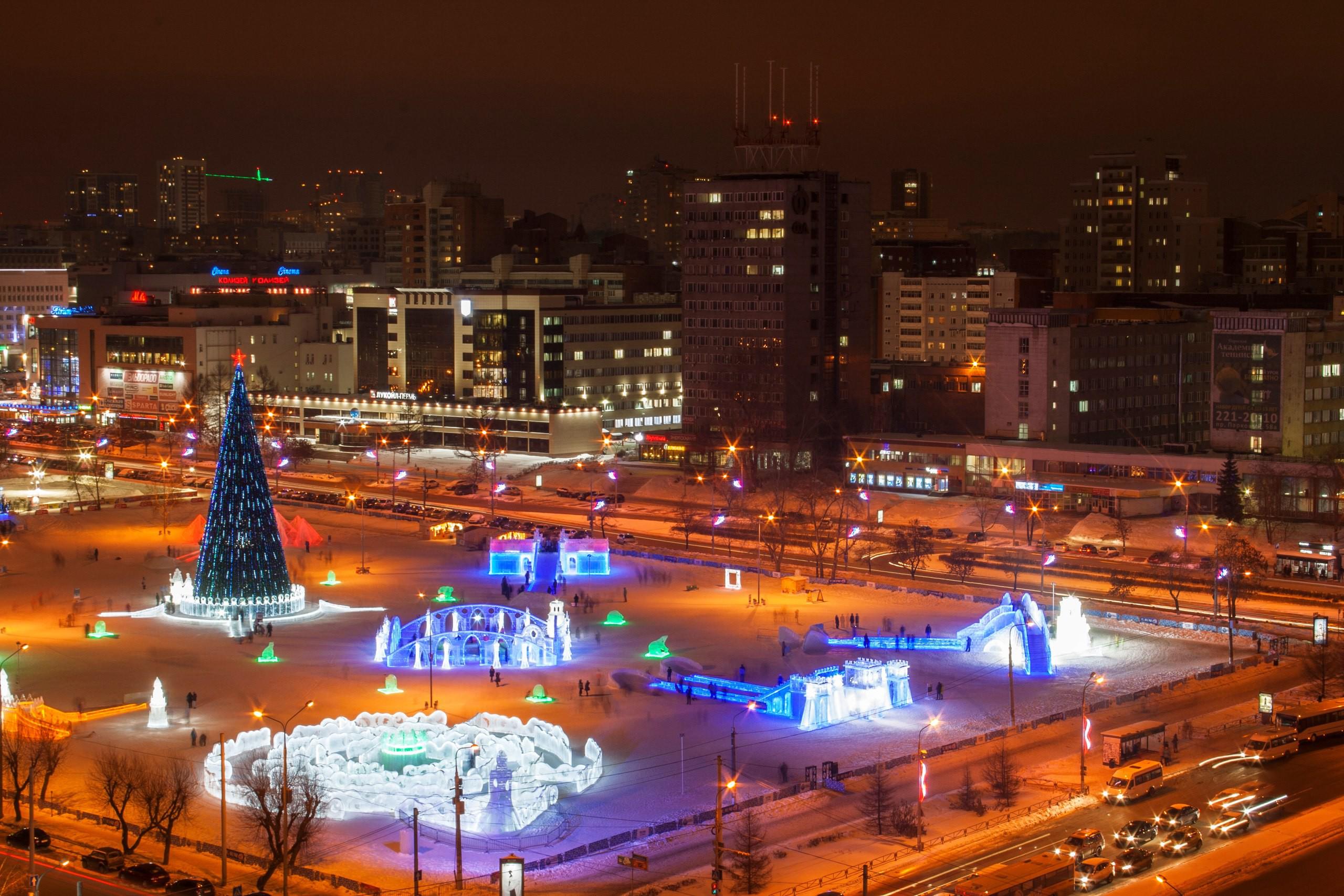 Поздравления, картинки город пермь