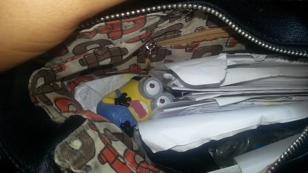 Что можно найти в женской сумочке