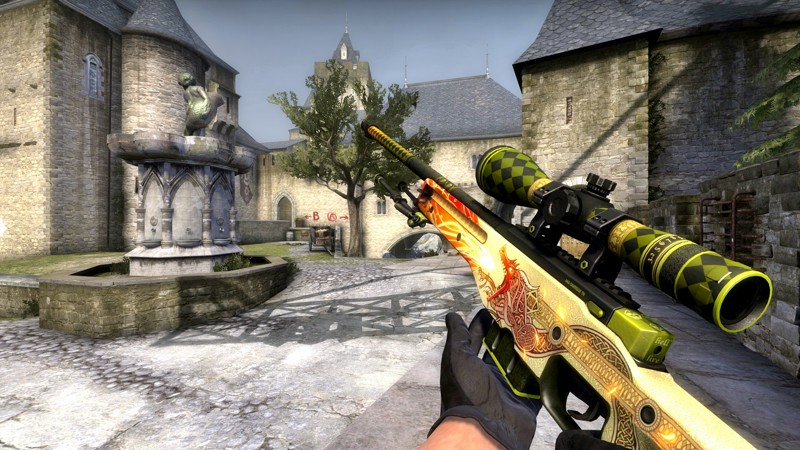 1. Dragon Lore