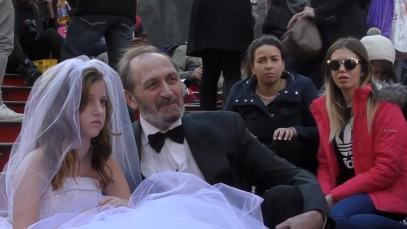 Порно секс испортил свадьбу дочери