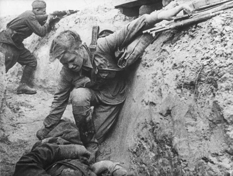 Секс с ранеными на войне
