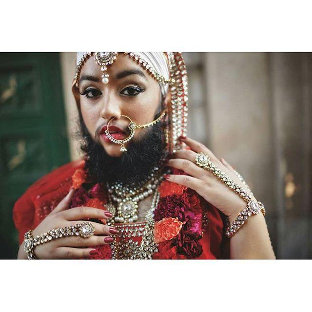 9.  борода, модель