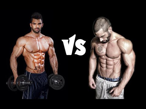 Lazar Angelov vs Sergi Constance | Fitness Motivation
