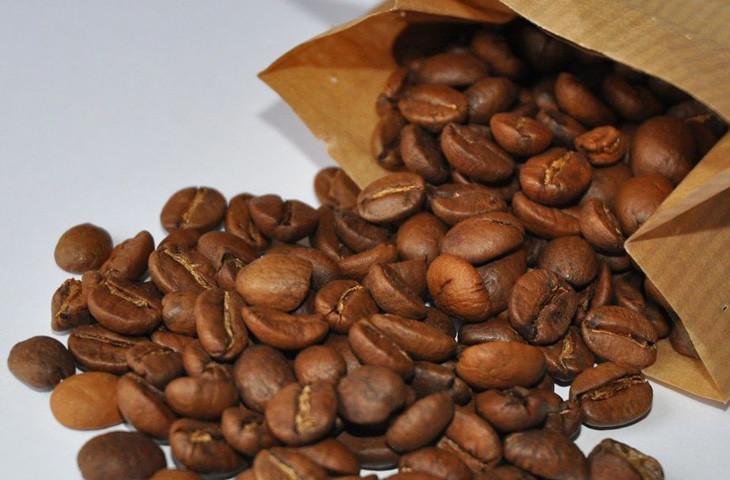 6. Зерновой кофе еда, питание, продукты, советы, факты