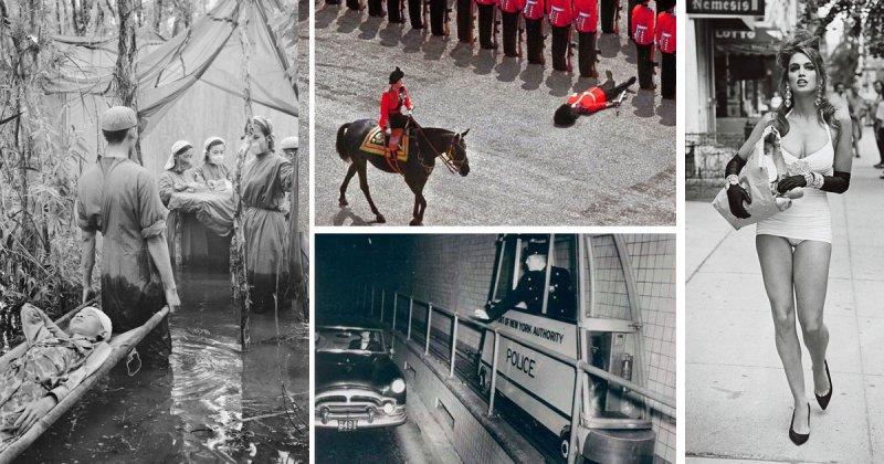 История в кадре: неизбитые фотосвидетельства прошлого история, люди, редкие, фото