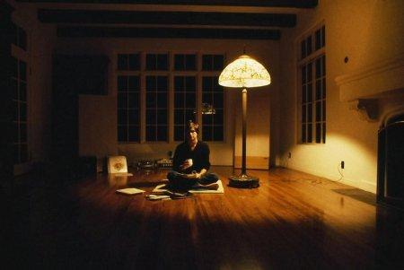 Стив Джобс в своей квартире в городе Вудсайд, штат Калифорния история, люди, редкие, фото