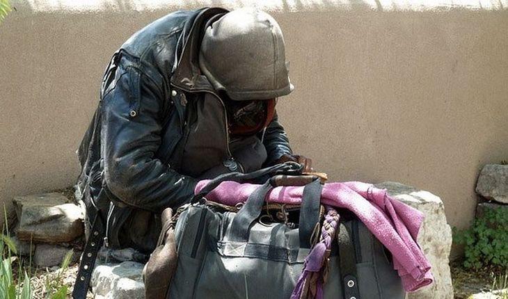 16. Группа риска бездомный, бездомный человек, бомж